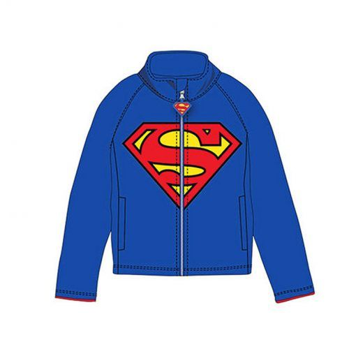 Chaqueta Polar Superman DC