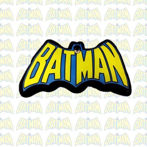 Cojin Batman Clásico Forma Dc Comics