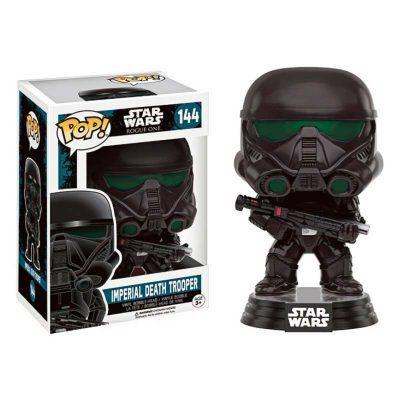 Figura Imperial Death Trooper Rogue One Star Wars POP Vinyl Bobble Head