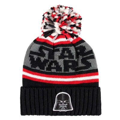 Gorro Darth Vader Star Wars Jacquard Premium 01