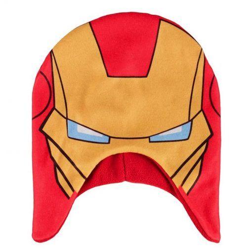 Gorro Iron Man Marvel Full Printed Premium 01