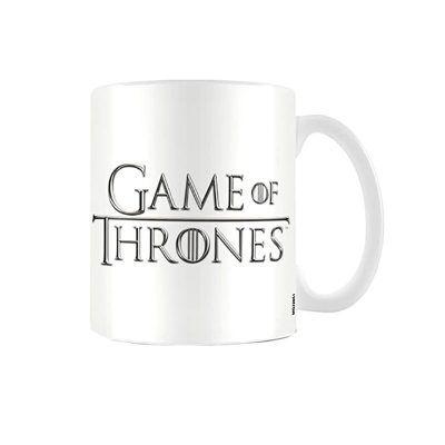 Taza Juego De Tronos Game Of Thrones Logo