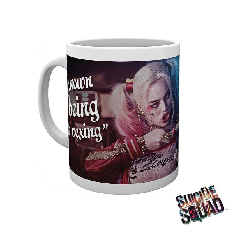 Taza Suicide Squad Harley Quinn 01