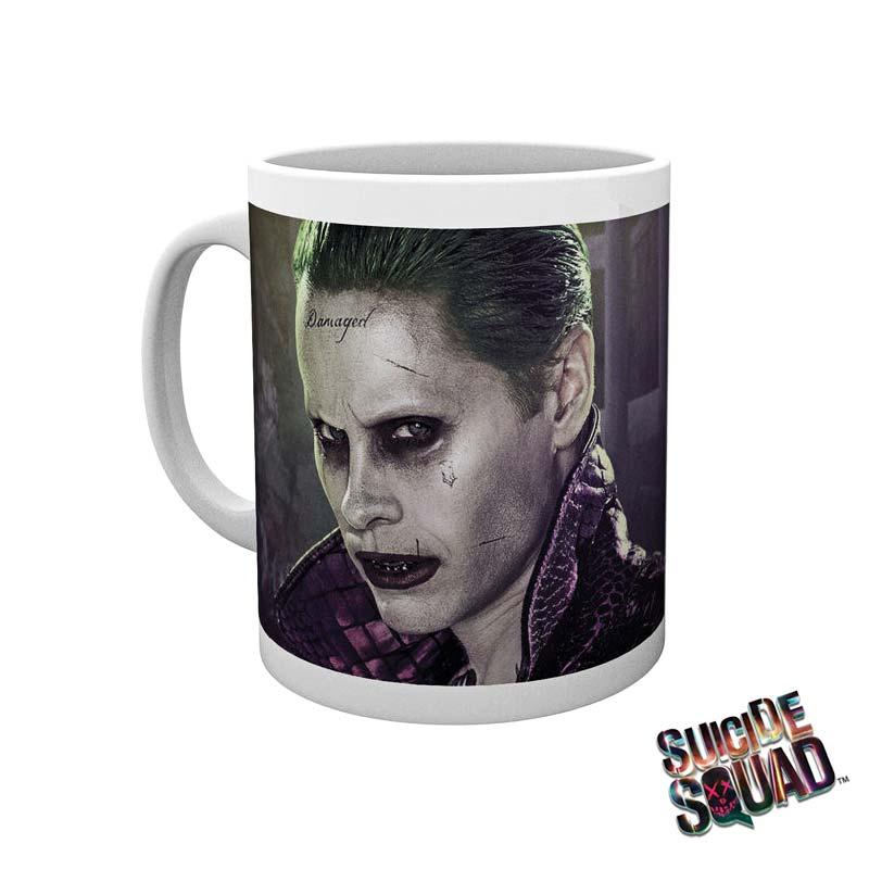 Taza Suicide Squad Joker