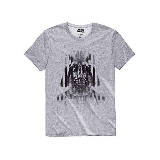 Camiseta Star Wars Darth Vader Efecto Partido
