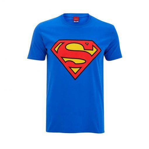 Camiseta Superman DC Comics para adulto 02