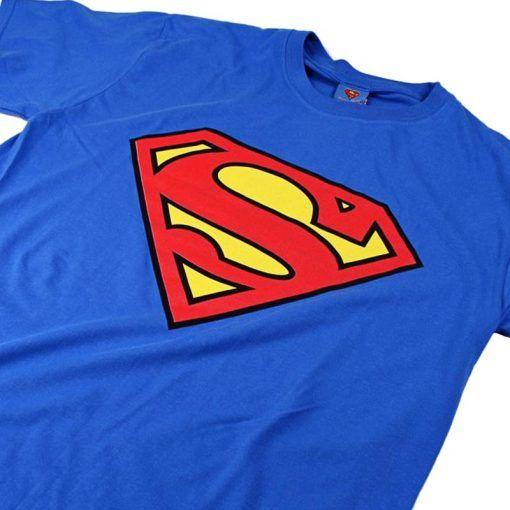 Camiseta Superman DC Comics para adulto 03