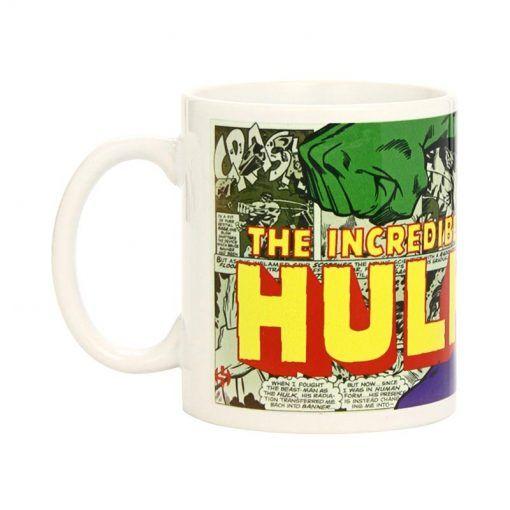 Taza Hulk Retro Marvel