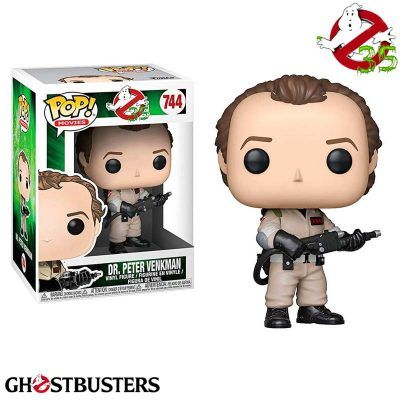 Figura Dr. Peter Venkman Ghostbusters POP Vinyl