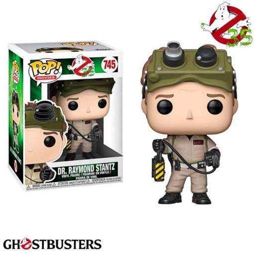 Figura Dr. Raymond Stantz Ghostbusters POP Vinyl