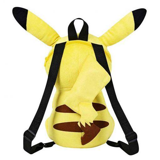 Peluche mochila Pikachu Pokemon 02