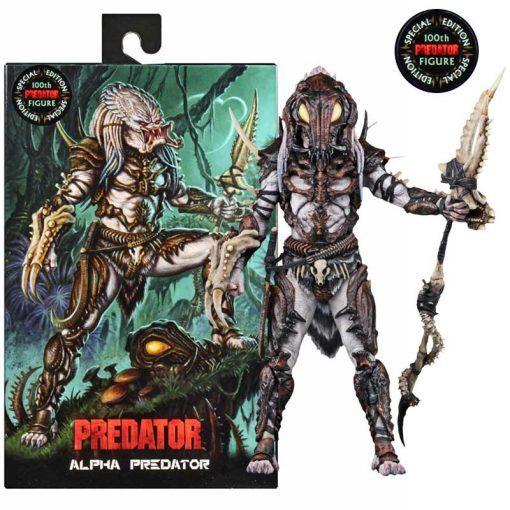 Figura Alpha Predator Ultimate Neca