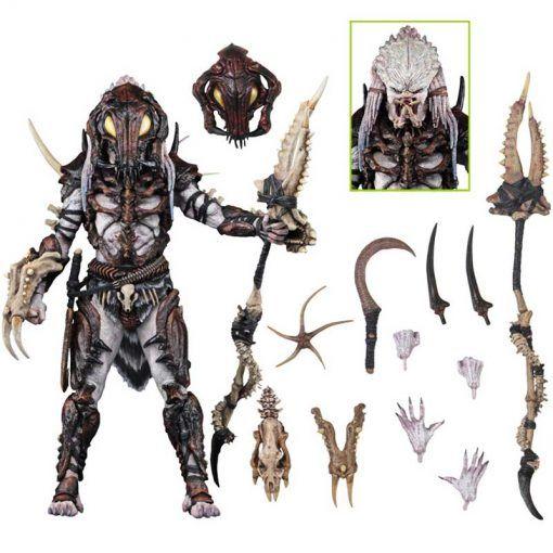 Figura Alpha Predator Ultimate Neca 03