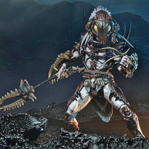 Figura Alpha Predator Ultimate Neca 04