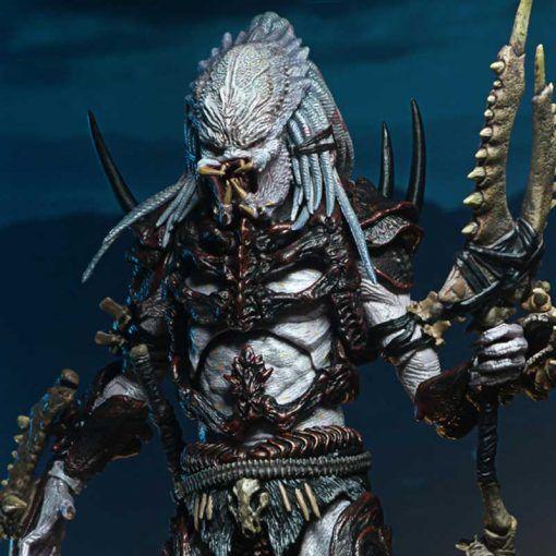 Figura Alpha Predator Ultimate Neca 07