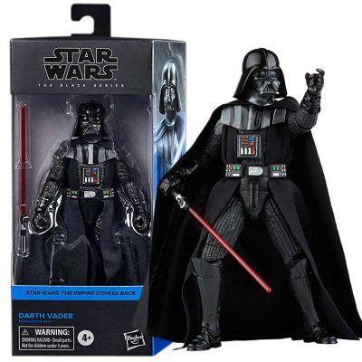 Figura Darth Vader E5 Star Wars Black Series Hasbro 01