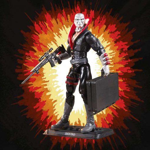 Figura Destro G.I. Joe Retro Series Hasbro 03