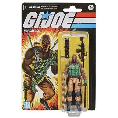 figura Roadblock G.I. Joe Retro Series Hasbro 01