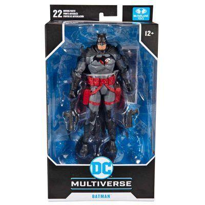 Figura Batman Flashpoint DC Multiverse McFarlane 01