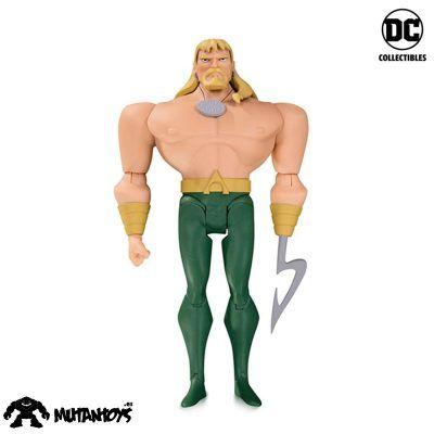 Figura Aquaman Justice League Animated DC Collectibles 01