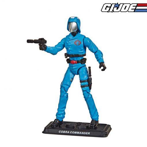 Figura Cobra Commander G.I. Joe Retro Series Hasbro 02