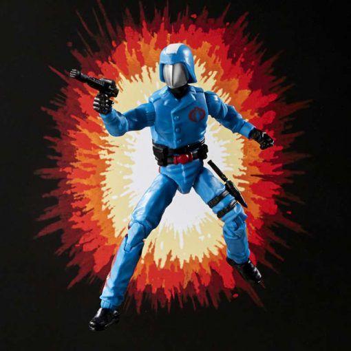 Figura Cobra Commander G.I. Joe Retro Series Hasbro 03
