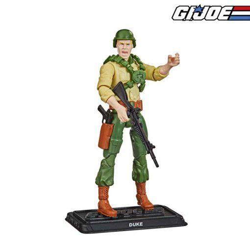 Figura Duke G.I. Joe Retro Series Hasbro 02