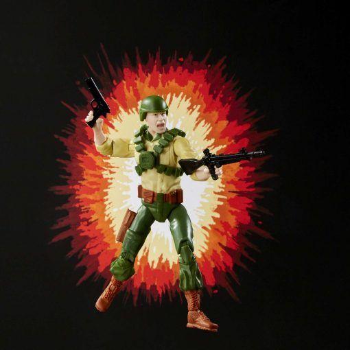 Figura Duke G.I. Joe Retro Series Hasbro 04