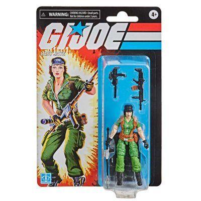 Figura Lady Jaye G.I. Joe Retro Series Hasbro 01