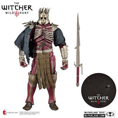 Figura Eredin Bréacc Glas The Witcher McFarlane toys 01