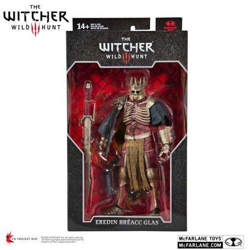 Figura Eredin Bréacc Glas The Witcher McFarlane toys 02