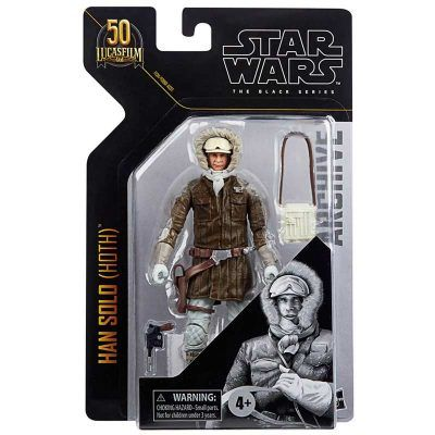 Figura Han Solo Hoth Greatest Hits Star Wars Black Series Hasbro