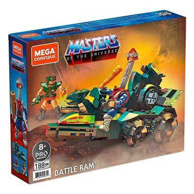 Set de Construcción Battle Ram Masters Of The Universe Mega Construx Probuilders Mattel