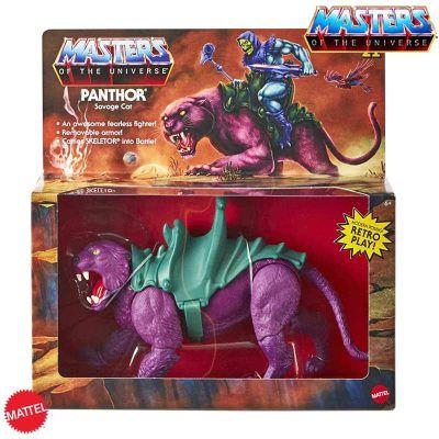 Figura Panthor Masters Of The Universe Origins Mattel 01