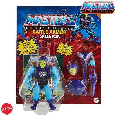 Figura Skeletor Deluxe Masters Of The Universe Origins Mattel 01