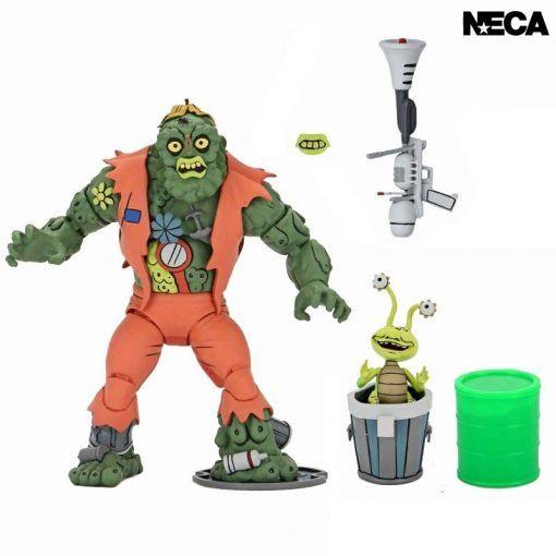 Figura Muckman TMNT Cartoon Ultimate Neca 03