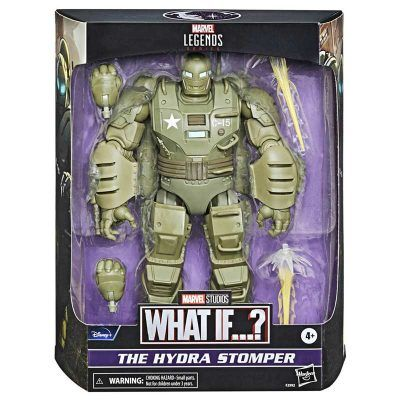 Figura The Hydra Stomper What if Marvel Legends Hasbro